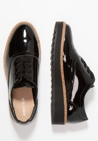 Anna Field - Lace-ups - black - 3