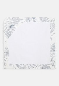 Tartine et Chocolat - BATH CAPE UNISEX - Bath towel - white/blue - 0