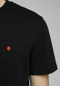 Royal Denim Division by Jack & Jones - JJ-RDD CREW NECK - T-shirt basic - black - 4