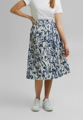 A-line skirt - off white 4