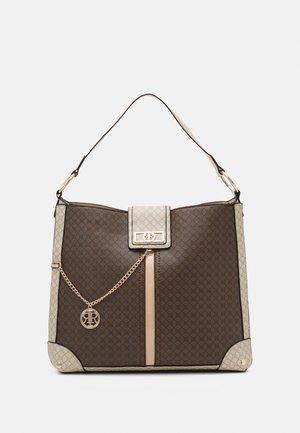 Shoppingveske - brown dark