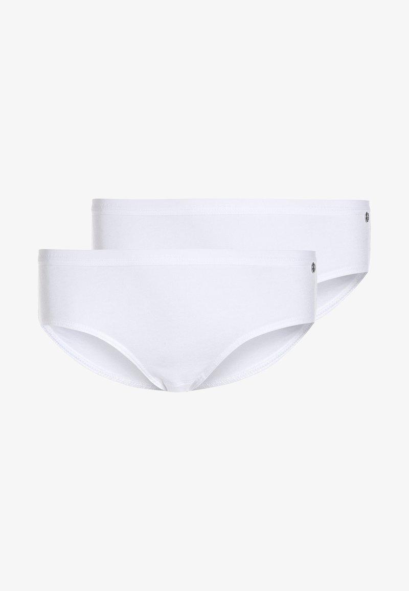 Schiesser - 95/5 2 PACK - Kalhotky - weiß