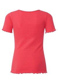 WE Fashion - T-shirt basic - pink - 1