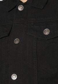 274 - JACKET - Denim jacket - black - 4