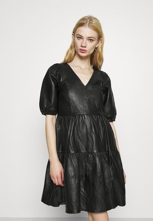 YASVIBI DRESS - Day dress - black