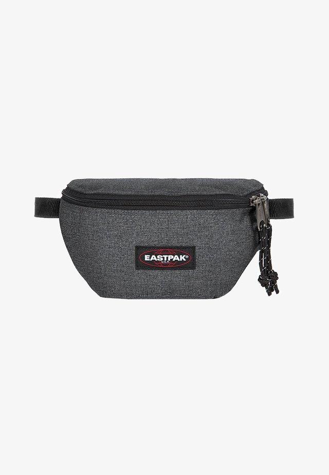 SPRINGER - Bum bag - black denim