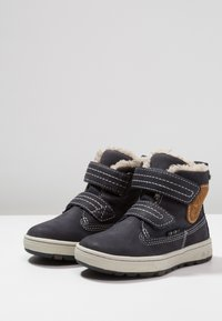 Lurchi - DIEGO-TEX - Zimní obuv - atlantic - 3