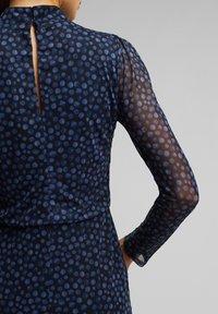 Esprit Collection - Shift dress - navy - 6