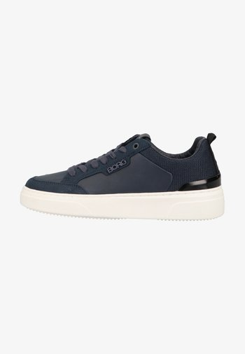 Sneakers basse - nvy blk
