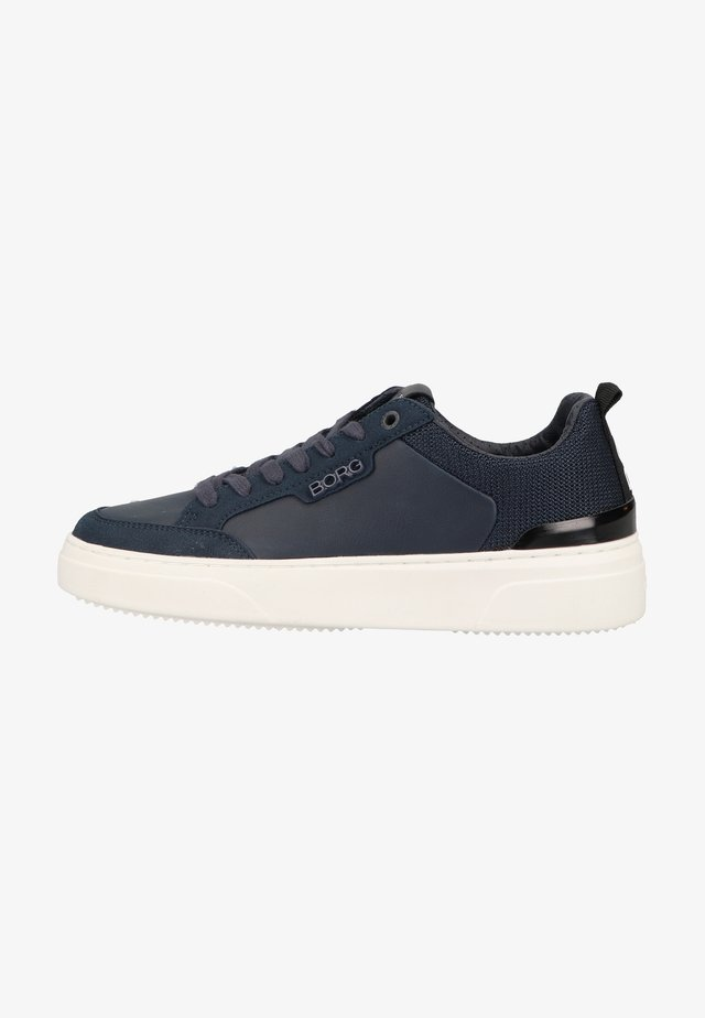 Sneakers laag - nvy blk