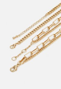 ONLY - ONLJILL NECKLACES 2 PACK - Collana - gold-coloured - 1