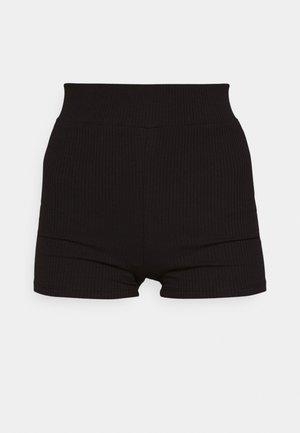 KLARA HOTPANTS - Shorts - black