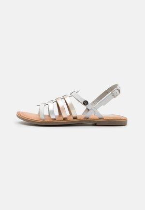 ETALLE - Sandals - blanco