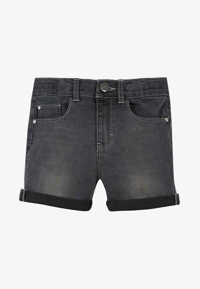 Shorts vaqueros - mouse grey