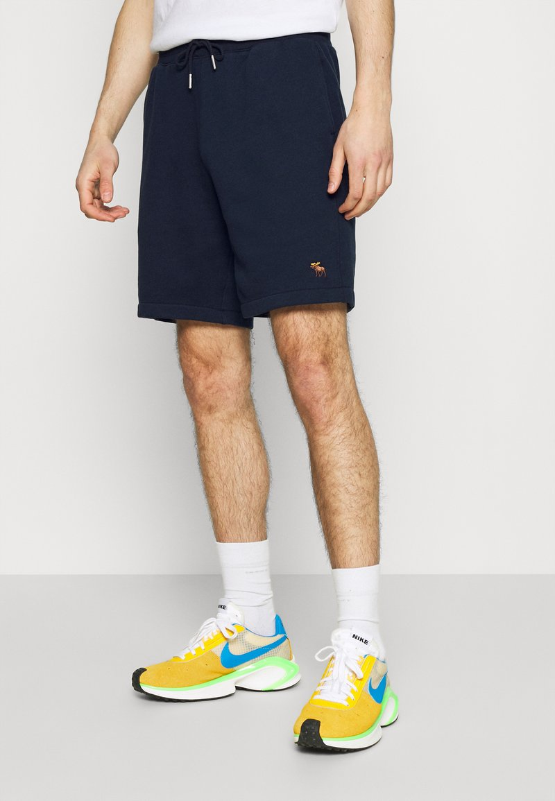Abercrombie & Fitch - ICON - Shorts - navy