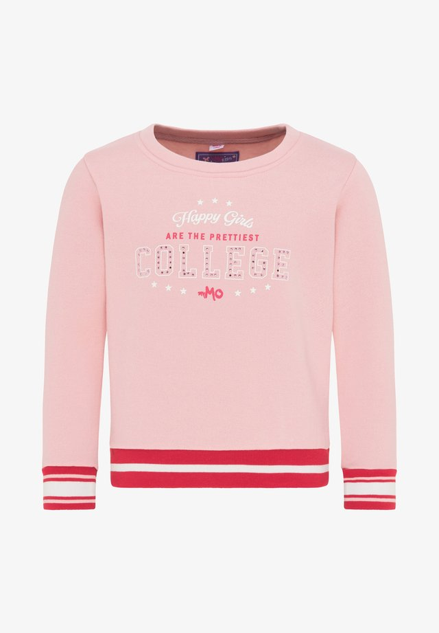 Sweater - rosa rot