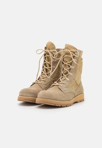 Belstaff - STORM BOOT - Lace-up ankle boots - beige - 1