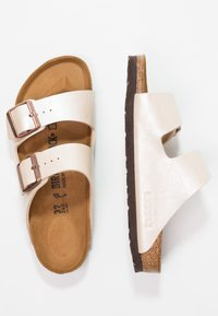 Birkenstock - ARIZONA - Mules - graceful white - 3