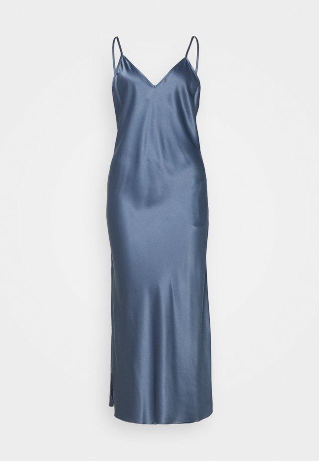 CHEMISE LONG - Nattlinne - china blue