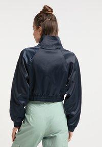 myMo - CROPPED - Light jacket - marine - 2