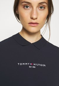 Tommy Hilfiger - LOGO DRESS - Day dress - desert sky - 5