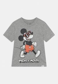 GAP - DISNEY MICKEY MOUSE GRAPHIC - T-Shirt print - light heather grey - 0