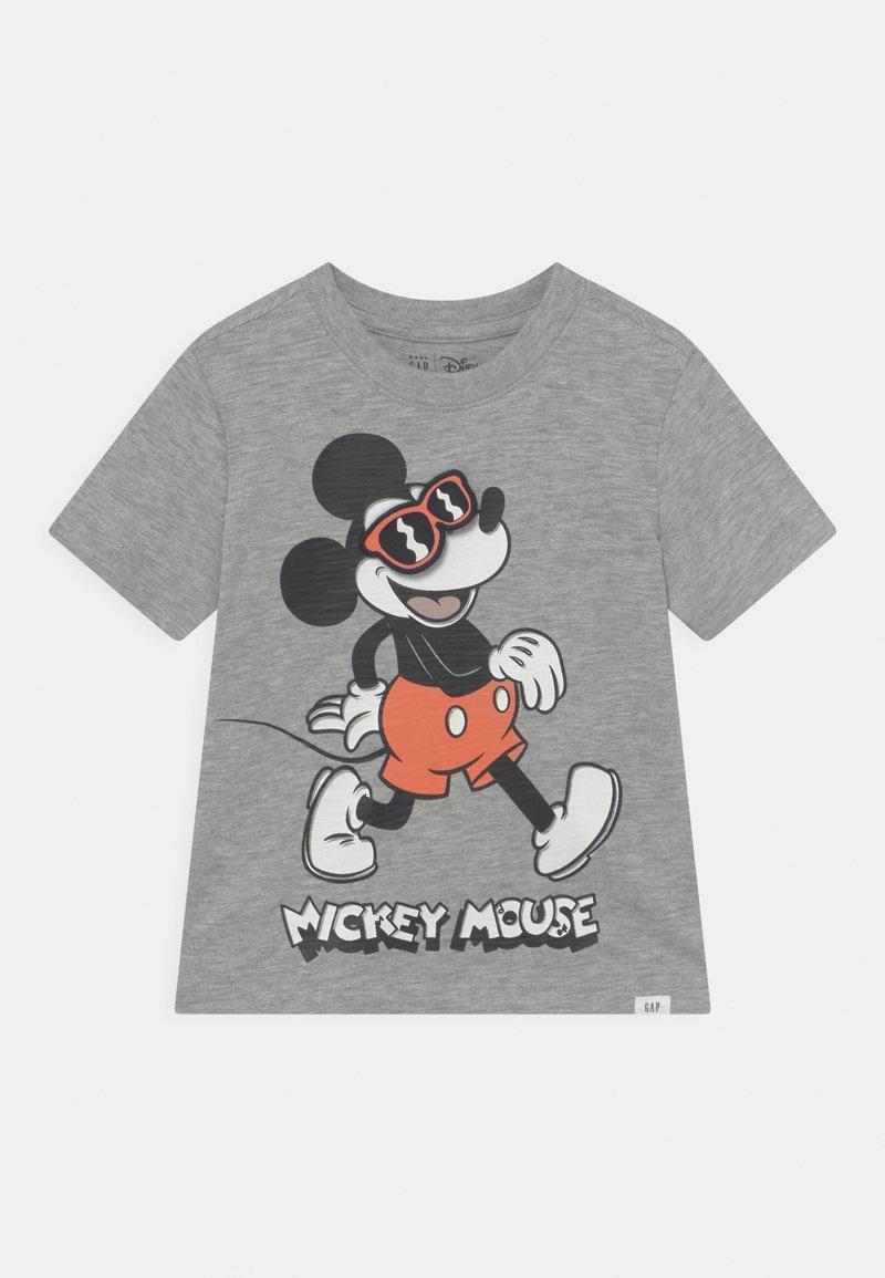 GAP - DISNEY MICKEY MOUSE GRAPHIC - T-Shirt print - light heather grey