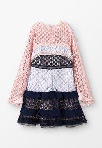 Bardot Junior - ARABELLA LACE DRESS - Koktejlové šaty/ šaty na párty - cupcake pink - 1