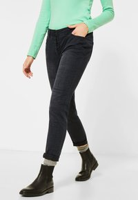 Cecil - Relaxed fit jeans - grau - 0
