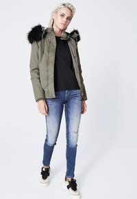 Harlem Soul - GI-GI  - Winter jacket - olive - 1