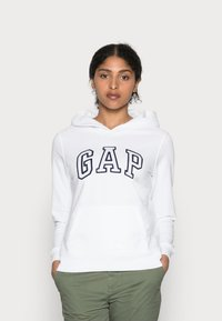GAP - Mikina skapucí - white - 0