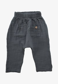 Cigit - MUSLIN  - Trousers - anthracite - 0