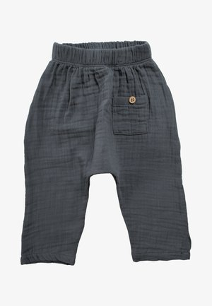 MUSLIN  - Trousers - anthracite