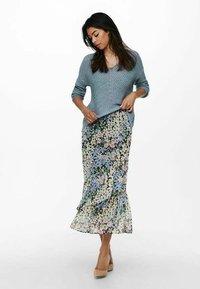 ONLY - A-line skirt - phantom - 1