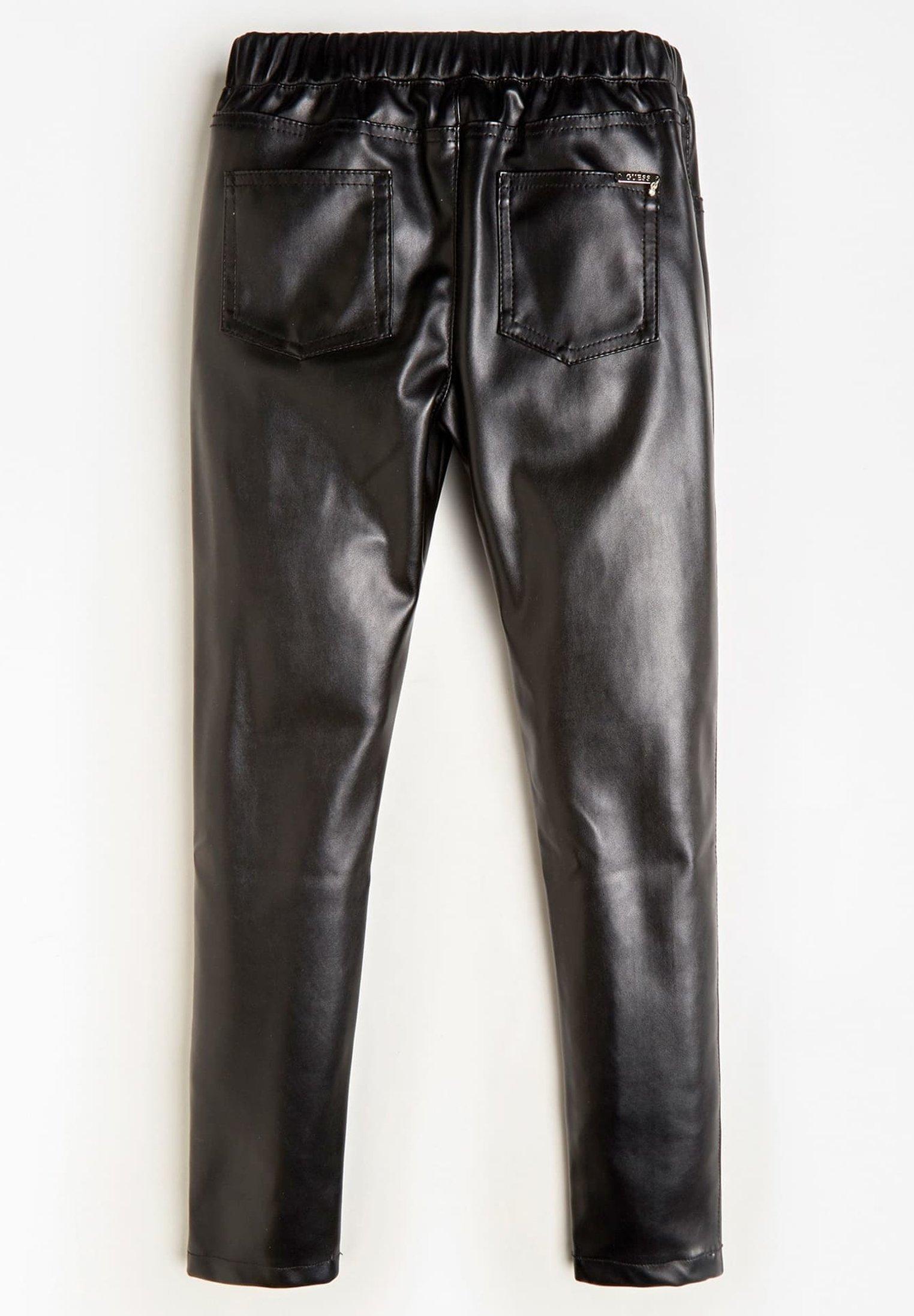 Guess Leggings - Trousers Schwarz