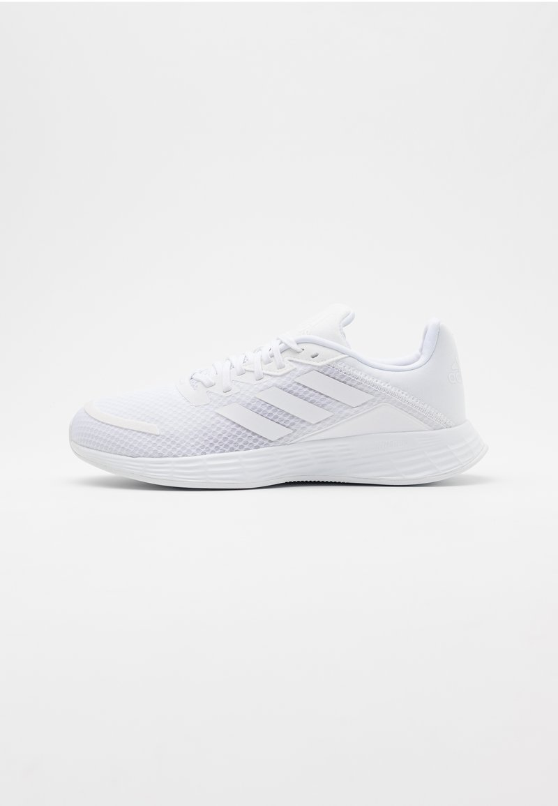 adidas Performance - DURAMO - Neutral running shoes - footwear white/grey two
