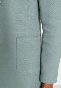 ONLY - ONLBAKER LINEA COATIGAN - Blazer - chinois green - 5