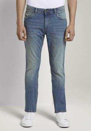 JOSH - Slim fit jeans - light stone blue denim