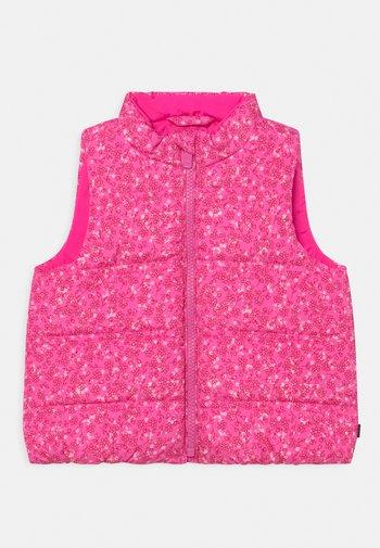 TODDLER GIRL PUFFER - Waistcoat - pink