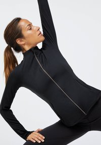 OYSHO - Training jacket - black - 3