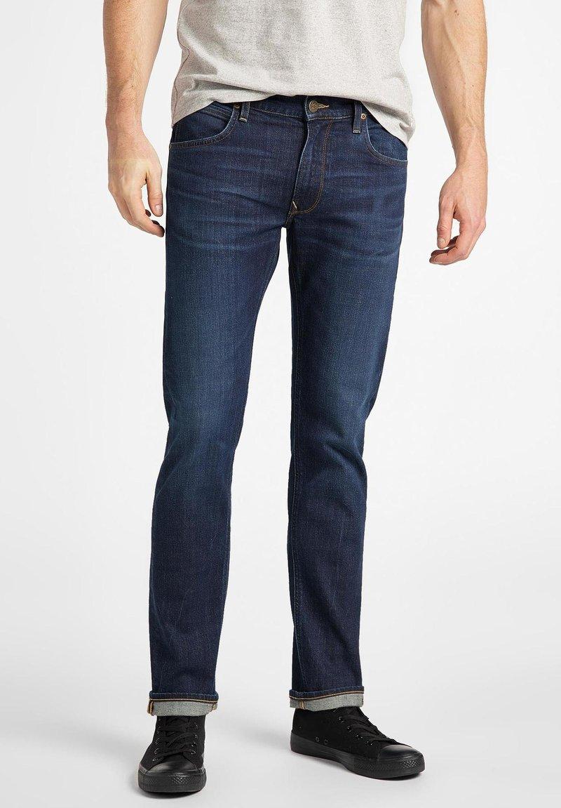 Lee - Straight leg jeans -  dark blue