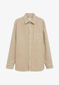 Mango - JAZZ - Shirt - beige - 5