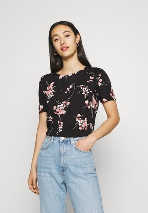 BYMMJOELLA O NECK BLOUSE - Blouse - multicolored