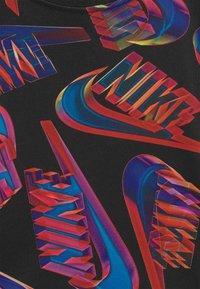 Nike Sportswear - HIFI FUTURA TEE - Print T-shirt - black - 3