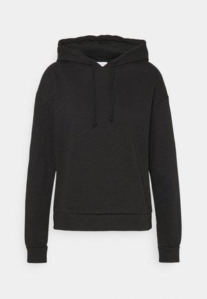 VIRUST HOODIE - Sweatshirt - black