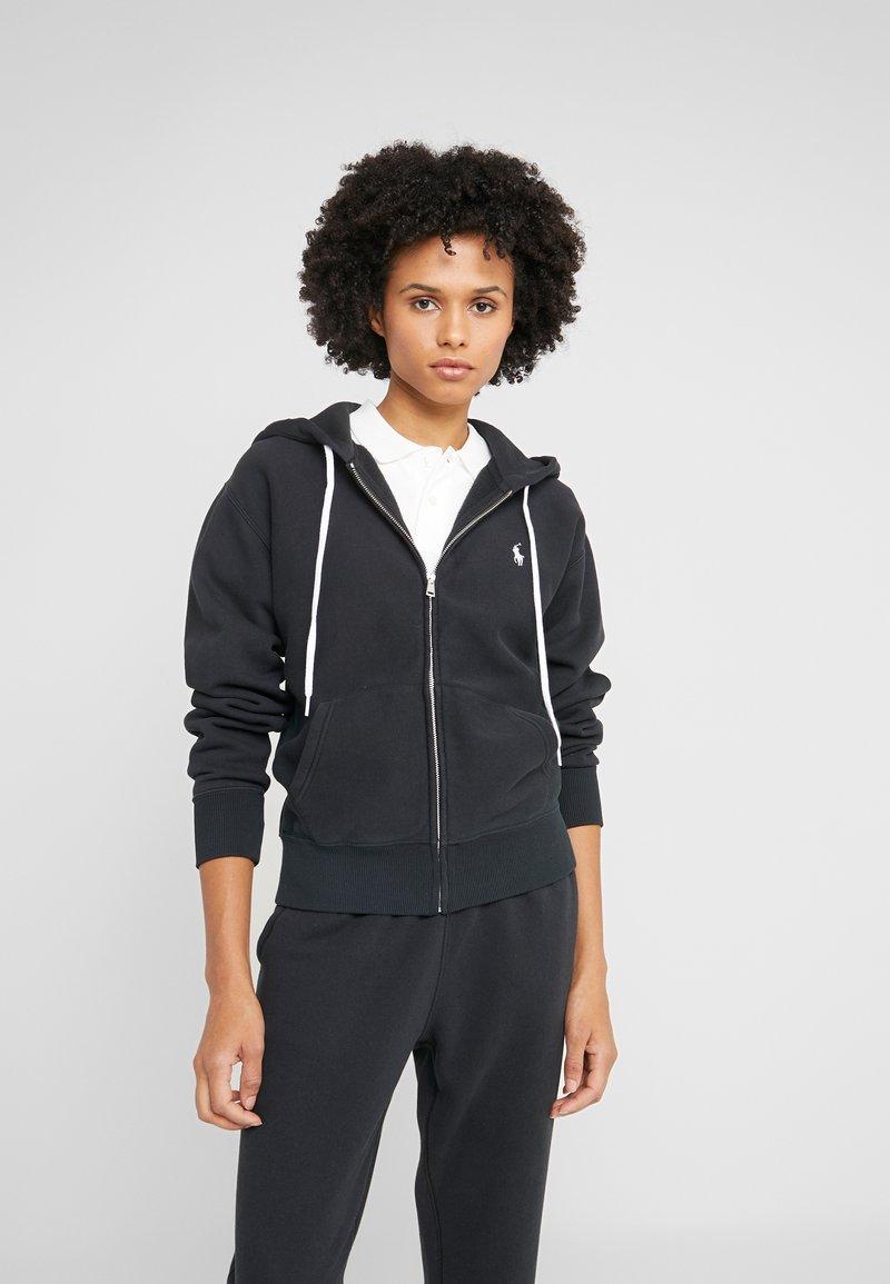 Polo Ralph Lauren - SEASONAL  - veste en sweat zippée - polo black