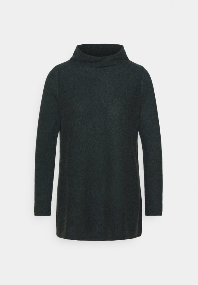 TURTLENECK - Jumper - dark green