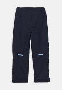 Jack Wolfskin - SNOWY DAYS PANTS KIDS - Outdoorové kalhoty - midnight blue - 1