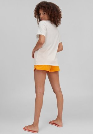 SUNRISE - Print T-shirt - powder white