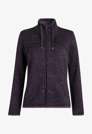 CHAMUERA - Fleecejacke - blackberry